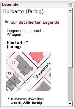 legende atlas zeichen